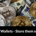 Cryptocurrency wallet and how to store Cryptocurrencies